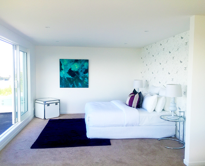 Home staging - Master bedroom